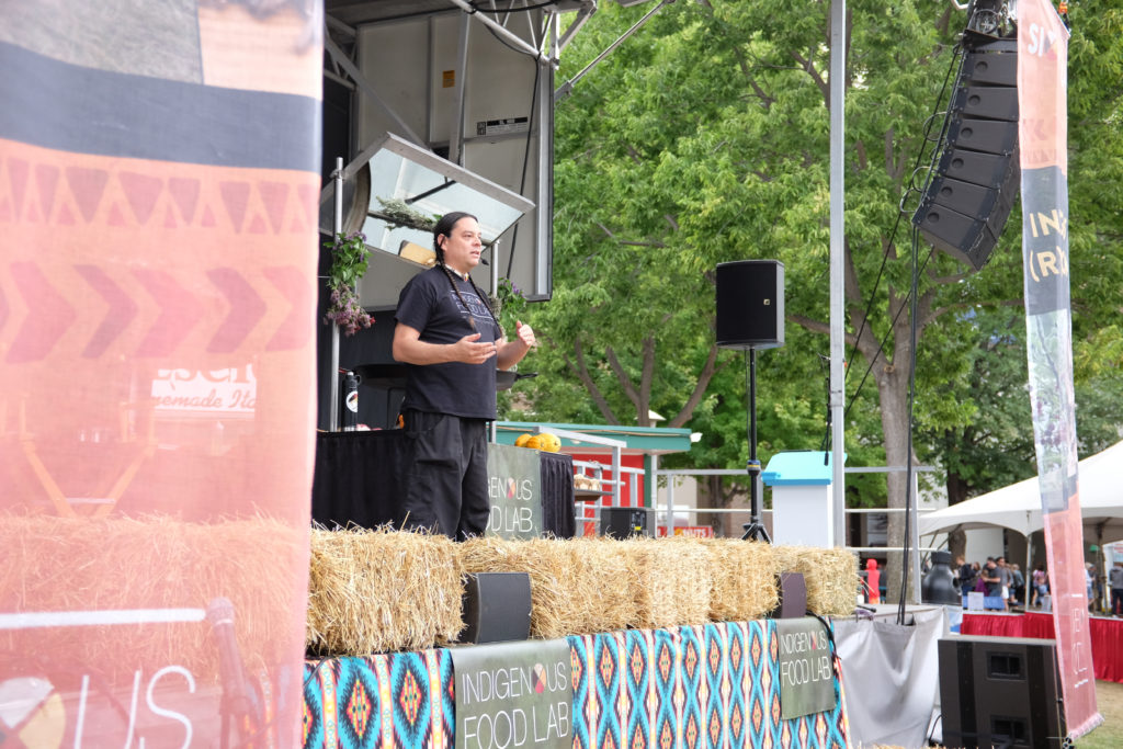 Indigenous Day at Dan Patch Park