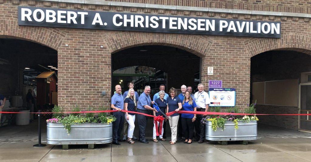 Robert A Christensen Pavilion