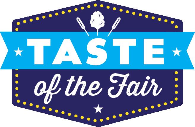 Taste of the Fair logo