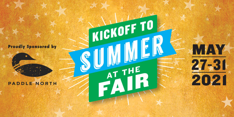 Kickoff to Summer at the Fair logo